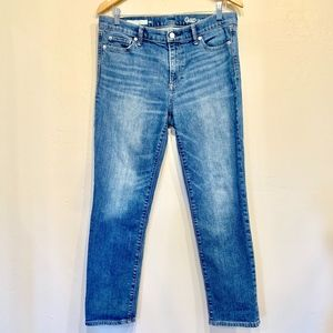 GAP Authentic Real Straight Denim Jeans
